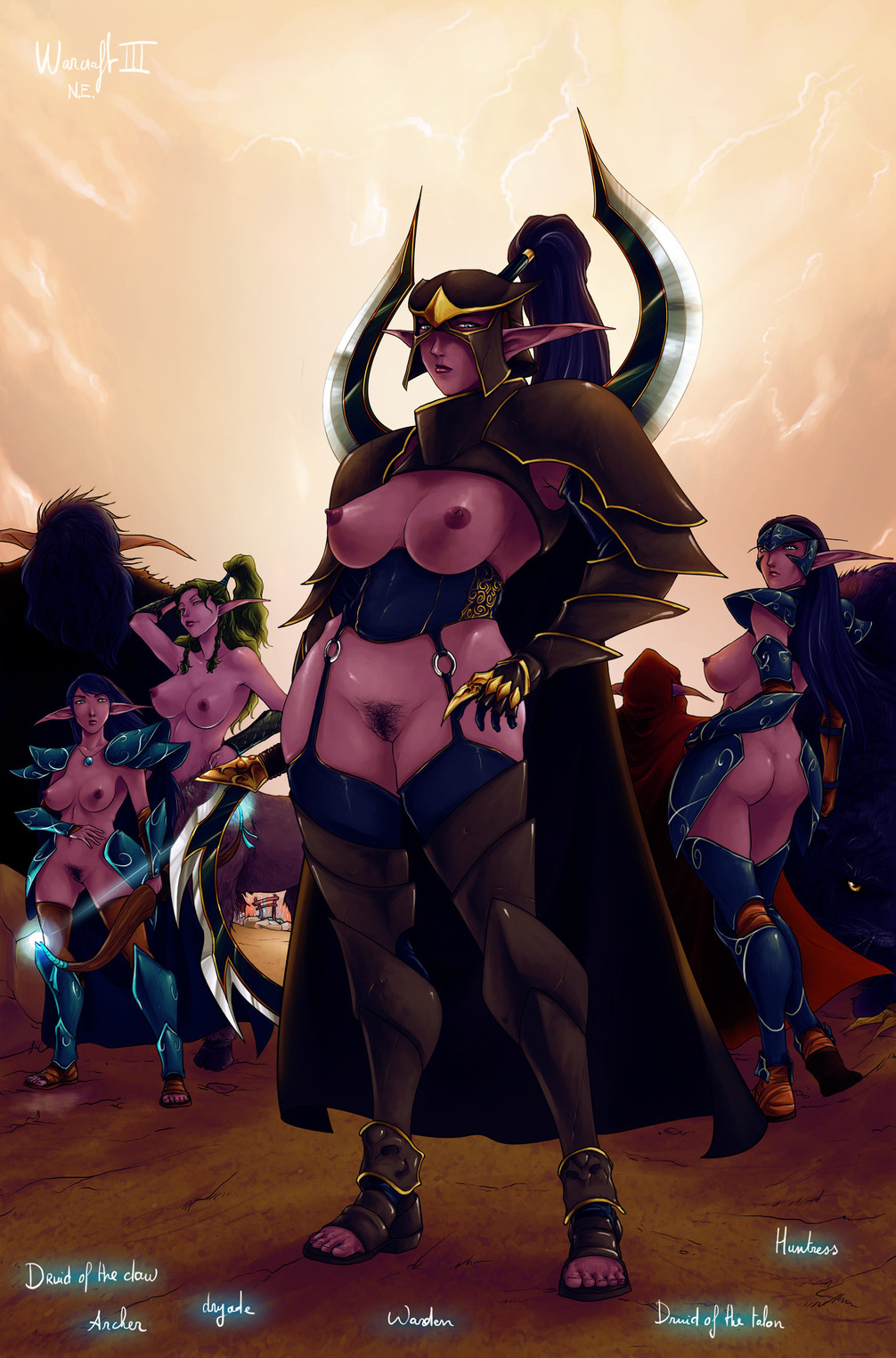 comic porn world of warcraft How not to summon a demon lord porn comics