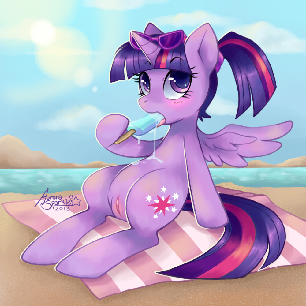 old sparkle is twilight how Zack and wiki captain rose