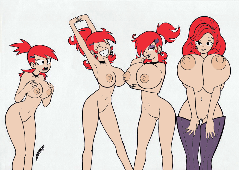 foster friends home frankie imaginary nude for Steven universe - now we're only falling apart