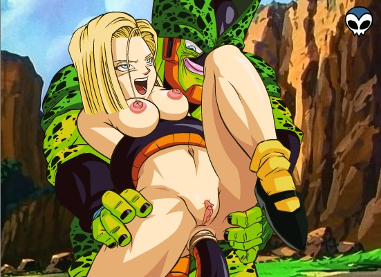 and porn android cell 18 My hero academia mt lady