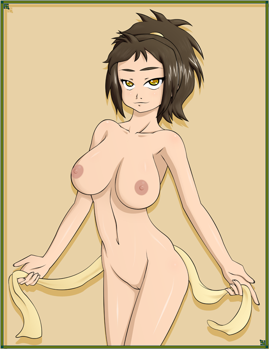 airbender avatar koh the last Cat lady from treasure planet