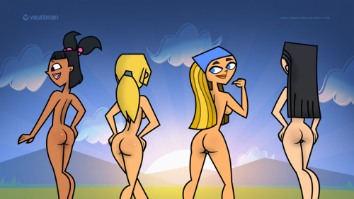 naked total drama island heather Sapphire and ruby steven universe