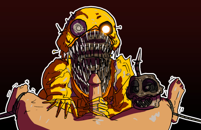 candy's human at five nights Bd-3000 luxury droid