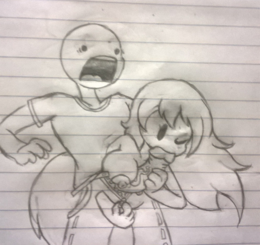 specimen of spooky 4 jumpscares house Undertale porn chara and frisk