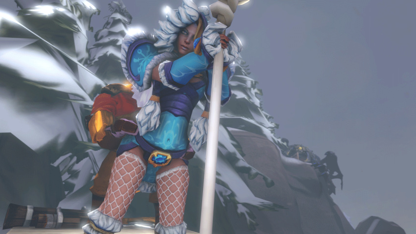 2 dota maiden hentai crystal Huniepop all pictures in game