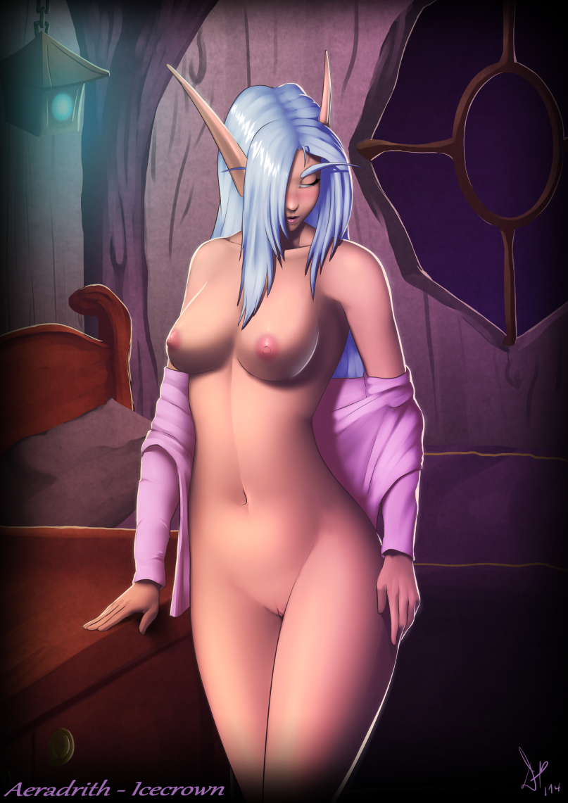 warcraft night nude elf world of Where to find high elves in skyrim
